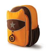 Milkdot Top Kat Backpack, Orange