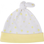 Baby Boy's & Girl's Cosy Sleep Hat With Star Design