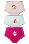 Disney Princess 3 Pack Girls Pants / Kni - Little Mermaid 3-4 years