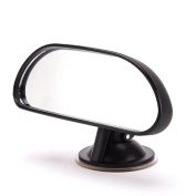 Goliton Universal Car Rear Seat View Mirror Baby Child Safety With Sucker Cup