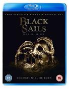 Black Sails [Region B] [Blu-ray]