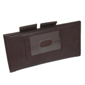 Paul & Taylor Leather ID Chequebook Cover and Card Holder