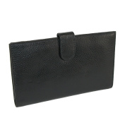 Paul & Taylor Leather Chequebook Cover Wallet