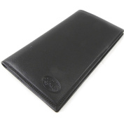 Chequebook holders 'Venise' black.