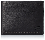 camel active Coin Purse , black (black) - 228 702 60