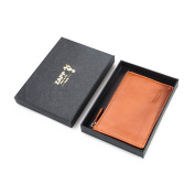 ZAPP - 'Filante' Genuine leather Coin purse/keychain with 1 internal pocket for cards and tickets (colour