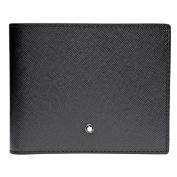 Montblanc Coin Purse , BLACK (Black) - 113215