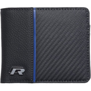 Volkswagen R leather wallet - black