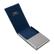 YDC06 Best Card Holder Black Leather Card Case Gifts For Designer By Y & G