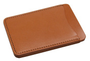 KC,s Leather Craft GENUINE COWHIDE PASS CASE NO.2 BUONO ANIRIN Handmade In Japan