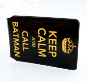 Keep Calm and Call Batman Oyster Travel Card Holder