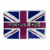 Travel Card Wallet Union Jack