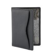 Leather Oyster Card Holder / Travel Pass Holder by 1642