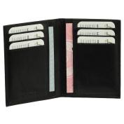 Luxury Leather ID Holder Basic Document ID folder ID card badge Car Mug in Various Colours