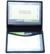 Golunski Leather Travel Pass / Oyster / ID Wallet - Black TP1