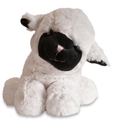 New Childrens Baby White Soft Plush Cuddly Teddy Toy Lamb in Large