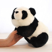 Lazada Realistic Stuffed Panda Plush Dolls Baby Animal Toys 25cm