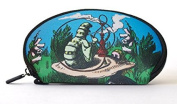Matt Stewart, ALICE AND THE SMOKING CATERPILLAR, Artwork - Long Lasting Protective, WALLET - 19cm x 8.3cm x 2.5cm