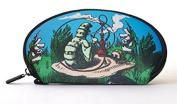 Matt Stewart, ALICE AND THE SMOKING CATERPILLAR, Artwork - Long Lasting Protective, WALLET - 19cm x 8.3cm x 2.5cm