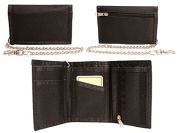Men's Boys Canvas Wallet, Chain Wallet, Credit Card Wallets
