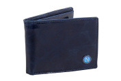 Set man SSC NAPOLI blue parure present box keychain wallet A5502
