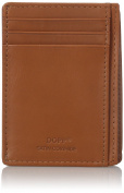 DOPP Unisex Leather Front Getaway Pocket Wallet