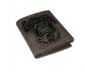 Gas Monkey Garage Wallet Portomonnaie Monkey Head Dark Brown