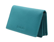 SADDLER Credit Card & Business Card Case with Inner ID Window