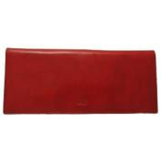 Spirit Spirit R6502 Chequebook Holder, Red Leather for Men