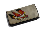 High Quality Faux Leather Tobacco Pouch - Garfield