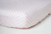 Avery Row Ikat Cotbed Fitted Sheet