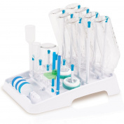 Multi Drying Rack | Tree Shape/BPA free | Baby Bottles Feeding by RIVENBERT