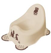 "'Keeeper 1864887613800 Adam ""Forest Babytopf with Anti-Slip Function, Cream/Beige"