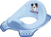 "'Keeeper 1081961414100 Ewa ""Mickey Toilettensitz with Non-Slip Function Light Blue"