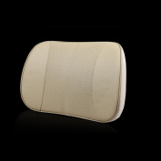 LI JING SHOP- Car Lumbar Memory Foam Waist Cushions Protect The Waist Car Waist Pillow Backrest Waist Pad Four Seasons Supplies