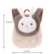 Metoo Baby Toddler Safety Harnesses Cartoon Rabbit Backpack Bunny Schoolbag Crane