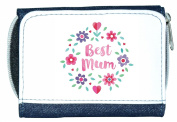 BEST MUM Denim Purse Ideal Mother's Day Gift By Mayzie Designs®