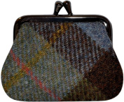 Harris Tweed Small Clasp Coin Purse - Various Designs