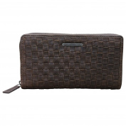 Marco VENEZIA Commuter Pass Cover brown brown mittel