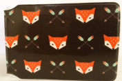 Fox print - Oyster Card Holder