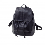 Hunpta Fashion Women Leather Satchel Shoulder Backpack School Rucksack Bags Travel