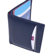 Soft Nappa Leather - Travel Pass / Oyster Card ID Holder