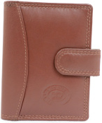 Soft Leather Credit Card / Travel Card / ID Card Holder