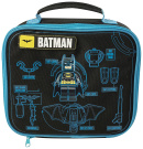 NEW OFFICIAL BATMAN LEGO MOVIE BOYS NURSERY SCHOOL LUNCH INSULATED BAG