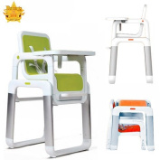 Star Ibaby Combination of a highchair and table + chair. Removable tray. Ultra comfortable seat and easy to clean.