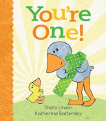 You'Re One! [Board book]