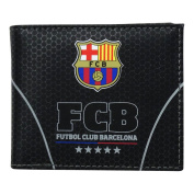 FC Barcelona Sport Wallet Card ID Photos Holder Black Fashion