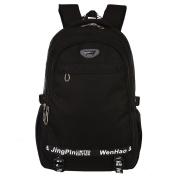 Super Modern Unisex Hiking Backpack School Bag Waterproof Nylon Cool Sports Backpack Laptop Bag