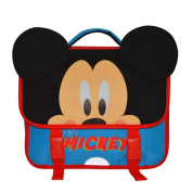 mickey, minnie, disney Children cartableBag blue blue