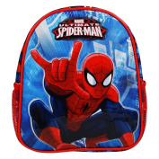 DC Comics Spiderman Power Primary School Backpack For Children Travel Freetime